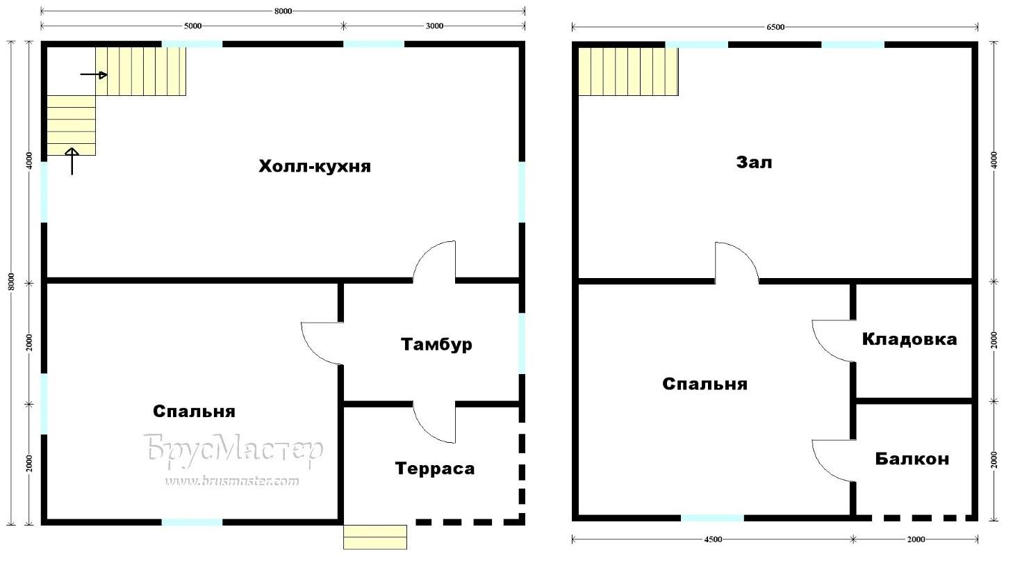 planirovka-doma-8x8